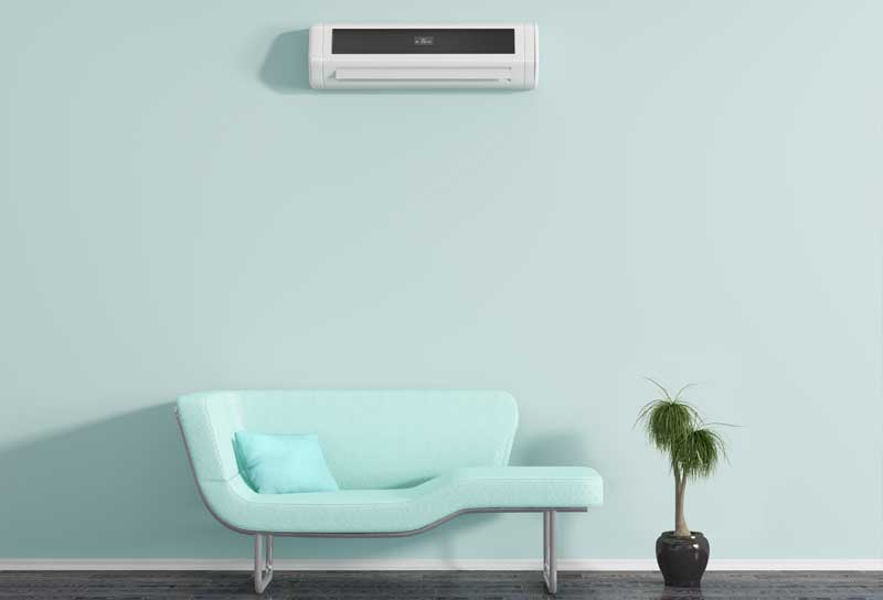 Air conditioning makes a cool choice